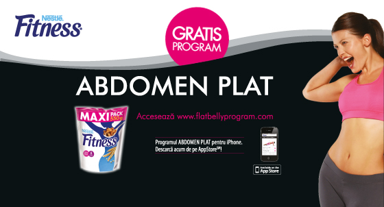 GRATIS Program Abdomen Plat!
