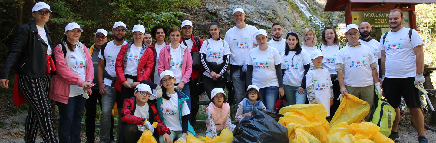 nestle world clean up day 2019